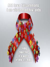 En bok om hiv och aids, för skolbarn i Sverige och Zimbabwe.