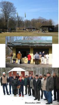 Från tidig vår till ibland tidig vinter, går rundorna som startar och slutar i Hoby Ekbacke. Här ser du också flertalet av representanterna från de olika föreningarna som är medarrangörer.