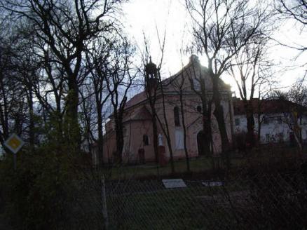 Ulica Franciszkańska (kościół)