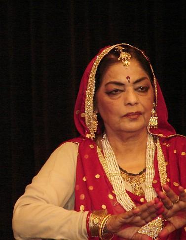 Indian 'Kathak Dance' - Young Diplomats
