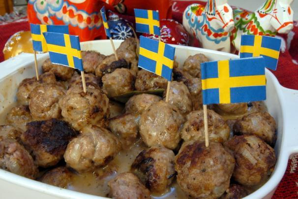 typisk svenskt
