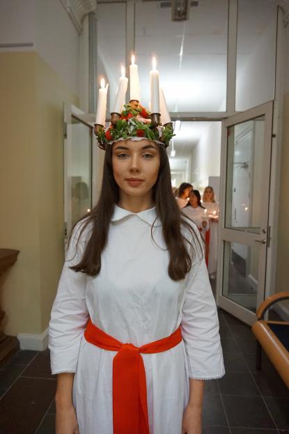 Årets Lucia Karolin Mattsson