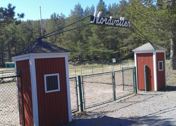 Nordvallen - en klassisk idrottsplats från 1951