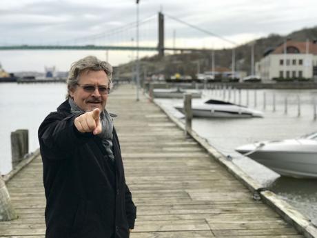 Robert Börjes på MCPLAY utmanar företag att bli \