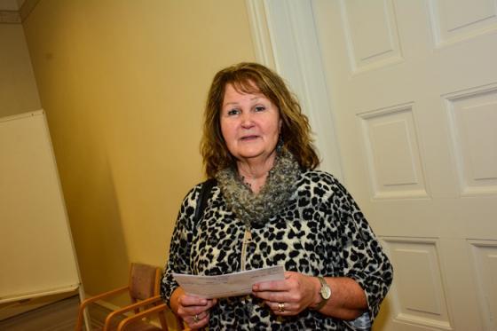 Kommunens näringslivschef, Ann-Marie Nilsson är förvånad över årets placering i Svenskt Näringslivs ranking.