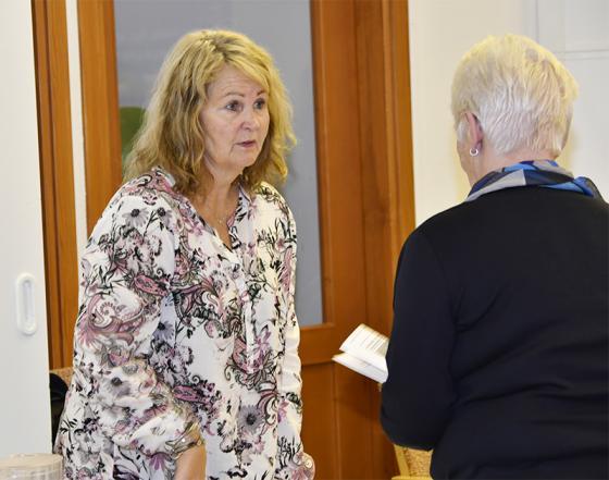 Ann-Marie Nilsson är överförmyndare i kommunen<br />informerade.