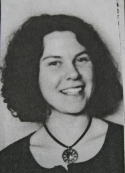 Eva Melander från tiden vid Vasa