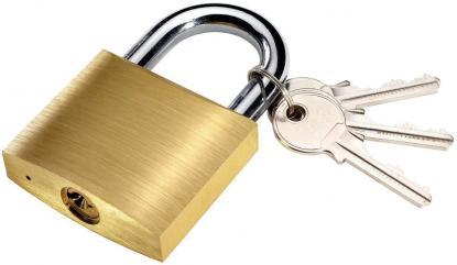 Ett bra låstyp enligt vaktmästarna