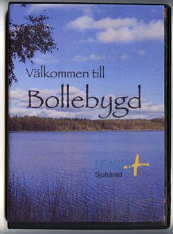 Nu är DVD-skivan med inslag från en mängd aktiviteter i Bollebygds kommun färdig.