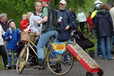 Den 16 juni arrangeras det 27:e Cykelracet i Bollebygd. Det sista måntro...
