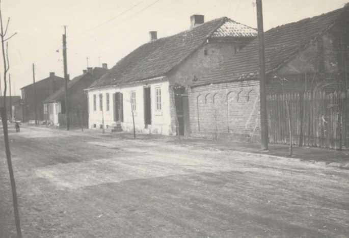 Ulica Franciszkańska (przed wojną)