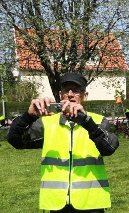 Inge Martinsson är stugvärden vid Salsjön som skulle vara värd att utnämnas till årets Bräkne-Hobybo varje år.