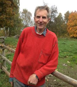 Nils-Börje Nilsson från Hjälmsa var bara tjugofyra år då han tog över gården efter sina föräldrar.