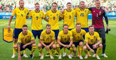 <br />Detta är Sveriges landslag                                        <br /><br />VI &Auml;R B&Auml;ST!!!