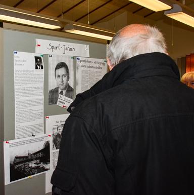 Sport Johan var under många år en god ambassadör för Olsfors.
