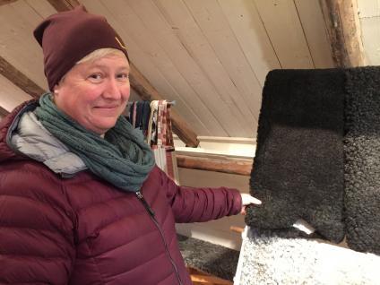 Årets väringabo Ann-Sofie Sjögren