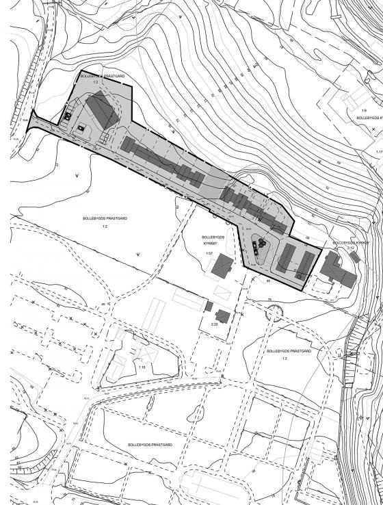 Hur går det med byggandet av 25-30 lägenheter om krykan tvingas<br />ha kvar sitt gamla församlingshem?