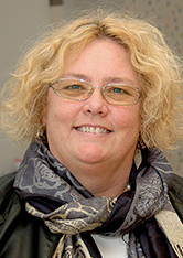 Anneli Fischer, barn- och utbildningschef i Bollebygds kommun.
