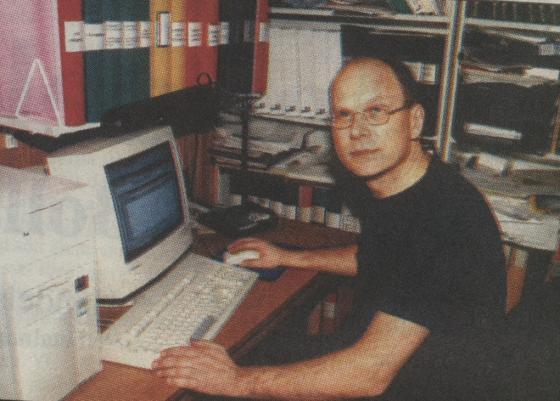 Anders Grune vill att man ska kunna hitta personer att samåka med på Bollebygds kommuns hemsida på internet.