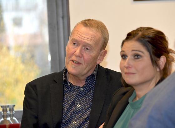 Lars-Erik Olsson tar över efter Peter Rosholm. Emma Isfeldt föreslås som ersättare i kommunstyrelsen och vice ordförande i Samhällsbyggnadsnämnden.