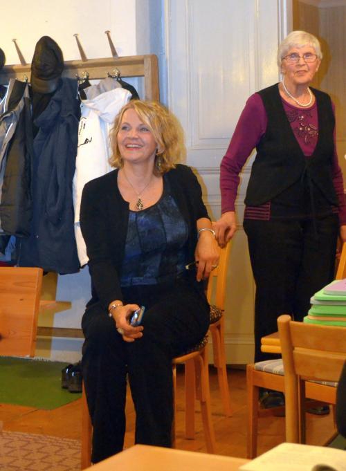 ...närmare bestämt USAAgneta Bylundvem vet kanske hemlockad av mamma Ebba