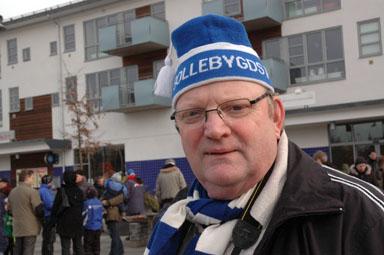 Berndt Andersson kommer att presentera sitt bildspel om idrottsföreningens historia och verksamheter. Berndt ingår även i gruppen som sytt ihop jubileumsarrangemanget och Jubileumsboken