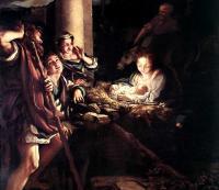 Jesu födelse tolkad av Paul Hindemith