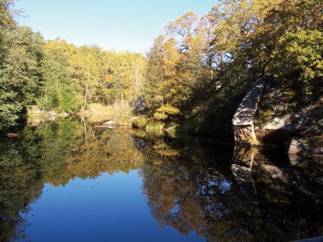 Dammen i Ekfors