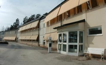 Skvaderns gymnasieskola i Sundsvall