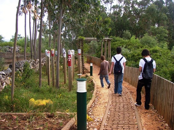we organized a visit to Pia do Urso with the colaboration of local gorvernment instituition