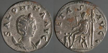 Äldre grekiskt mynt