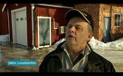 Björn Wennberg intervjuar John om de onödigt långa utryckningstiderna i Höga Kusten