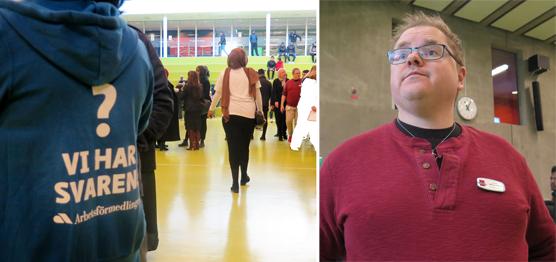 Peter Magnusson var nöjd med dagen.