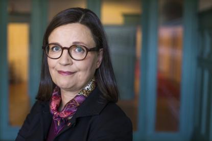 Anna Ekström (S) utbildningsminister