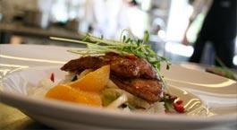 Deklarerad mat från Polhems restaurangutbildning