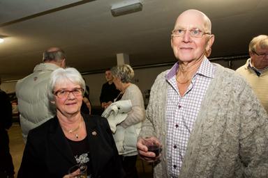 Marita Rydell och Ebbe Eriksson har sålt sin lägenhet på Höga och valt Lyckebo istället.