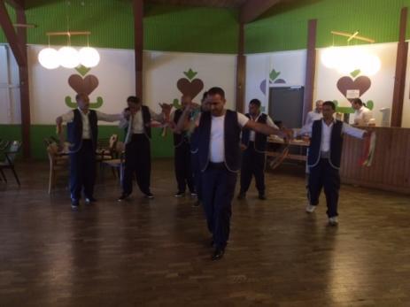 Dansgruppen \