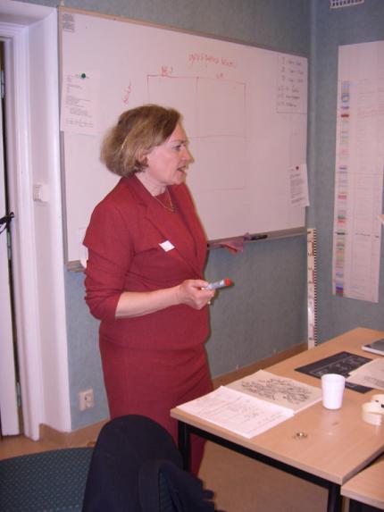 Ann S Pihlgren