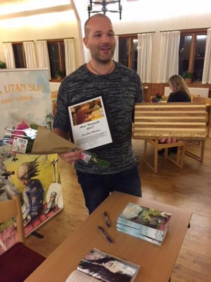Javisst, årets väringabo blev... Jan-Erik Ullström!