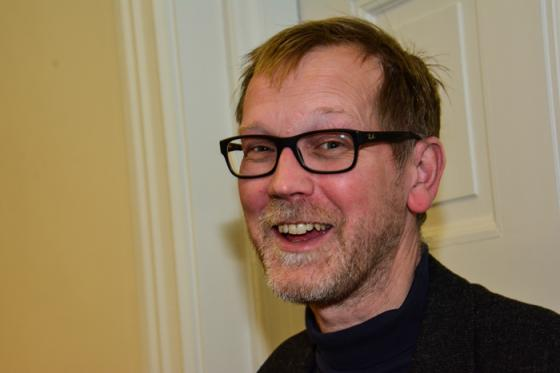 LRF-ordföranden och företagaren Lars Andersson från Töllsjö delar inte heller Svenskt Näringslivs ranking av företagsklimatet i Bollebygd.