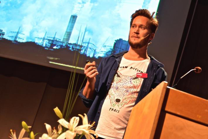 Referat av föredrag på Marknadschefsdagarna 2015 med Erik Modig, forskare på Handelshögskolan i Stockholm.