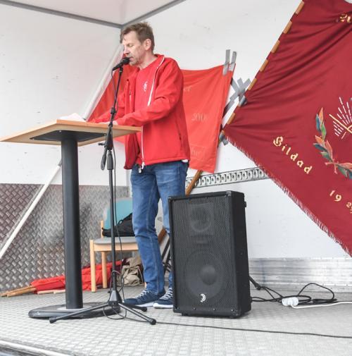 Kommunalrådet Peter Rosholm är öppen för samarbete för att Bollebygds kommun ska kunna utvecklas långsiktigt.