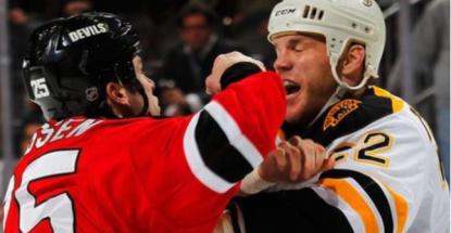 I ishockey får man straff för att slåss då det är mot reglerna. På Vasaskolans skolgård tycker kommunens företrädare att det är ok för utomstående att slåss, förstöra och bruka narkotika.