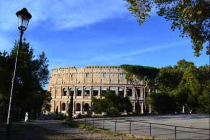 Colloseum - antiken