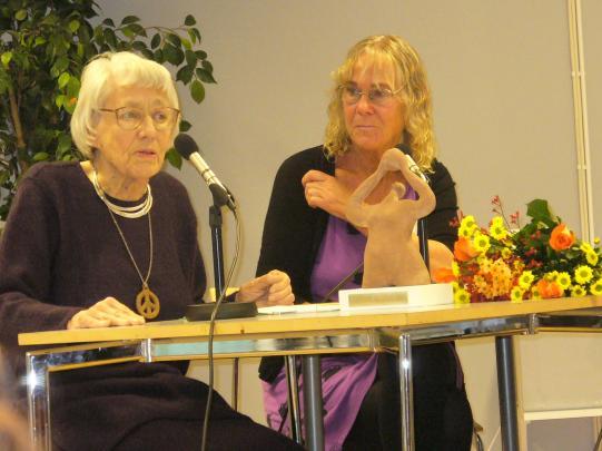 Karin Dahl och Inger Nordheden