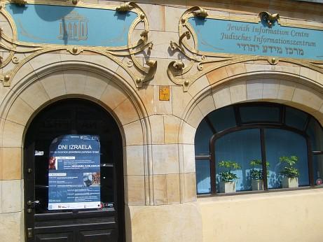 JewishInformation Center in Wroclaw, street Wlodkowica