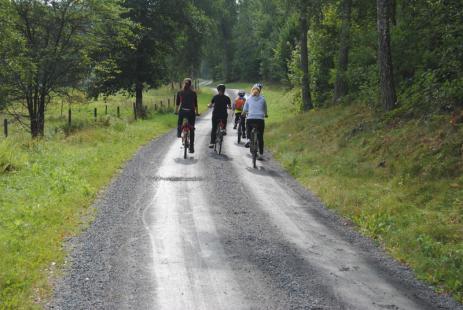 Nytt projekt: utveckla cykelturismen i Bräkneåns dalgång med omnejd.