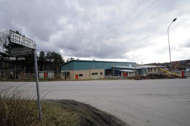 Nya förskolan på Erikstorp