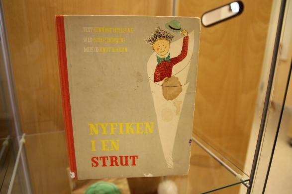 Den här boken köptes för 3 kr och idag är den värd uppåt 1200 kr.