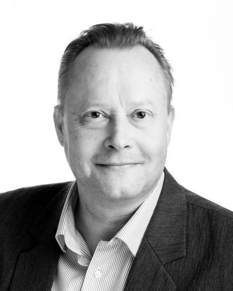 Niklas Linder, VD på Marknadsinformation i Sverige AB <br />Foto: Jan Beinö